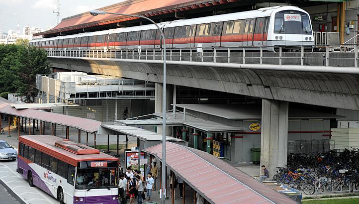 Singapore-MRT-and-Buses